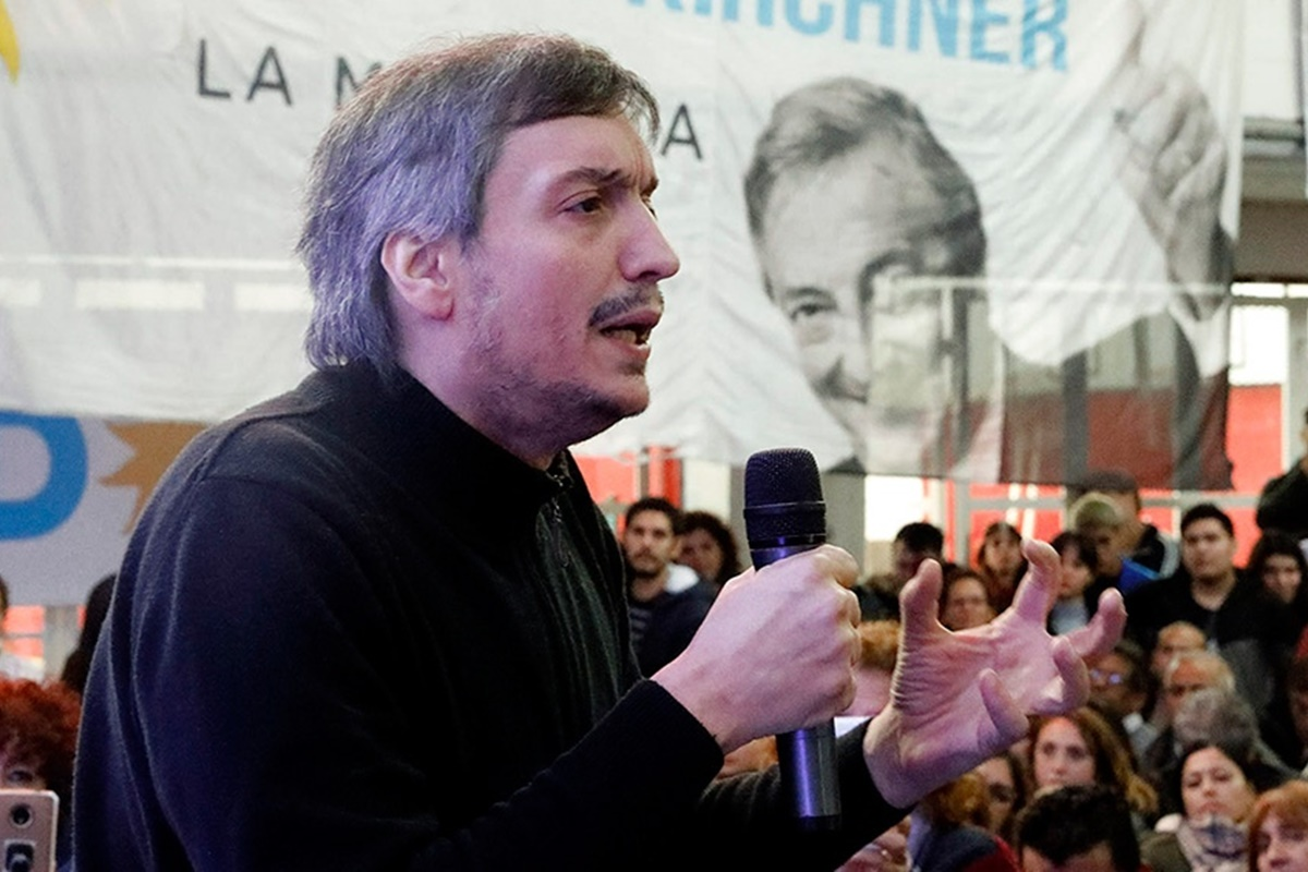 Máximo Kirchner cada vez más cerca de presidir el PJ bonaerense