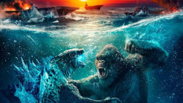 Gozdilla vs Kong