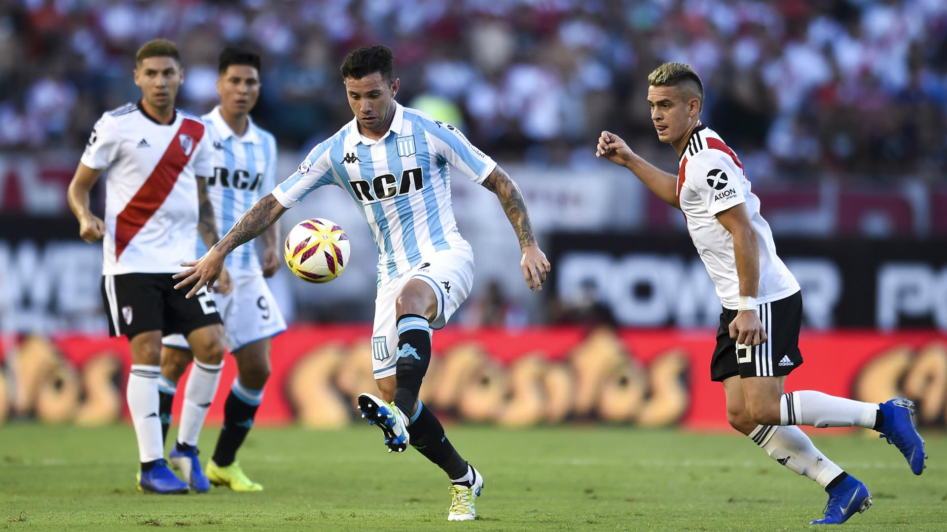 Se calienta la Supercopa Argentina: La dura amenaza que le mandaron desde  Racing a River - El Intransigente