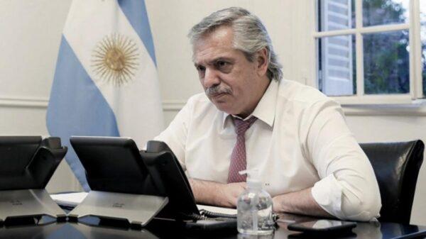 El presidente Alberto Fernández mantendrá una videoconferencia con el titular del Banco Mundial