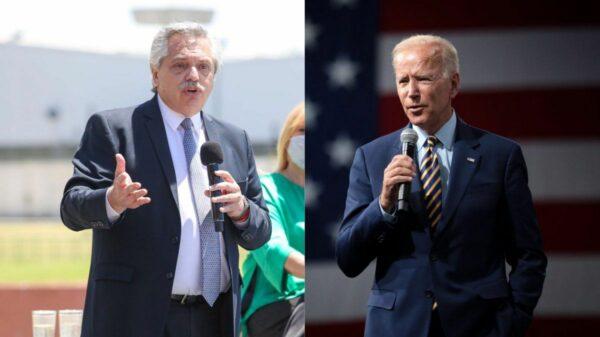 Joe Biden invitó personalmente a Alberto Fernández a una Cumbre