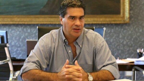 """Jorge Capitanich destacó la decisión de reducir los aportes patronales ya que """"generará empleo"""""""