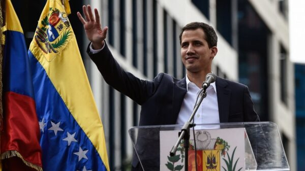 Juan Guaidó contrajo coronavirus