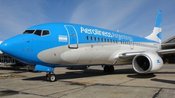Aerolíneas Argentinas trasladó 14 vuelos a Ezeiza por coronavirus