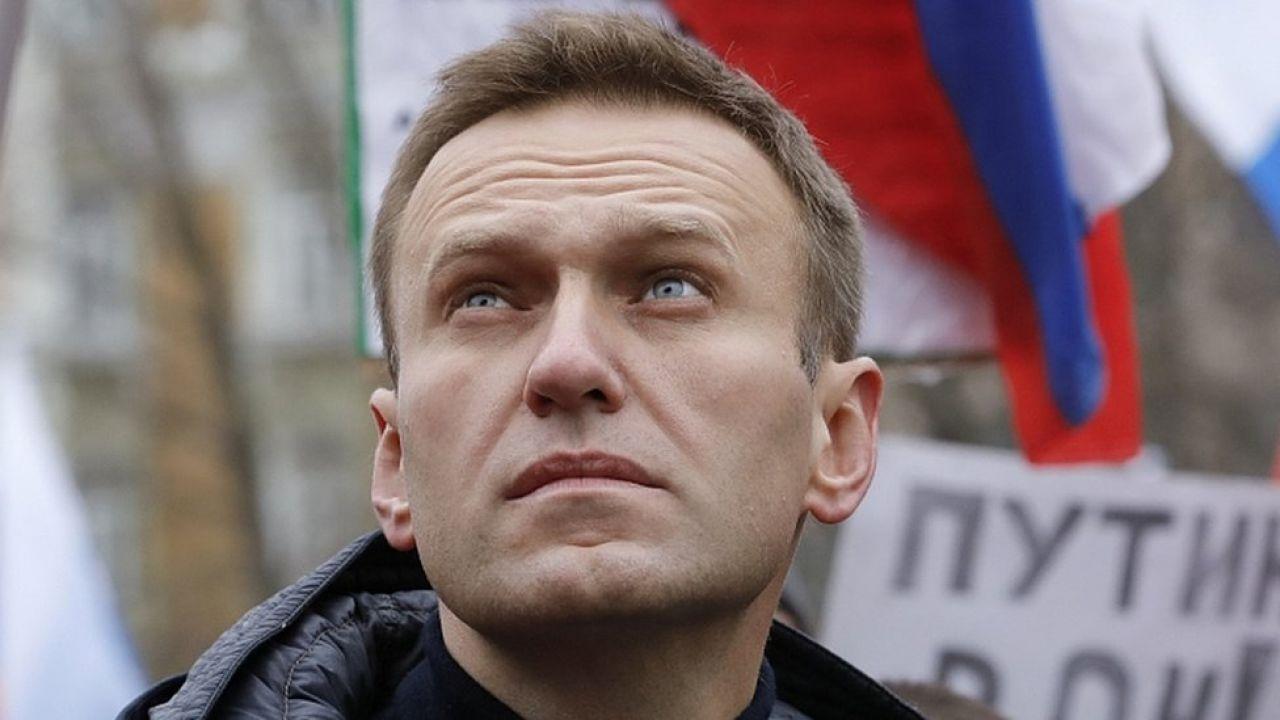 Alexéi Navalvi