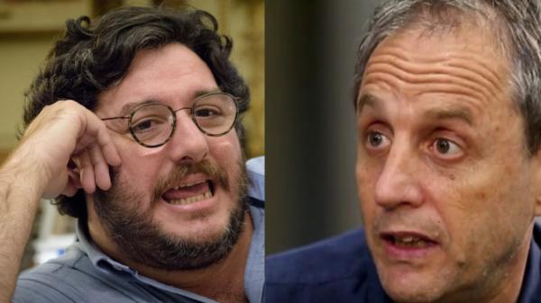 Ernesto Tenembaum y Pablo Avelluto