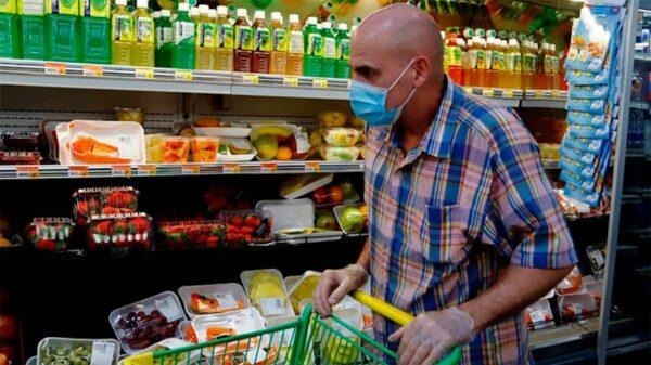 Los alimentos básicos aumentaron un 5,18% en el Gran Buenos Aires