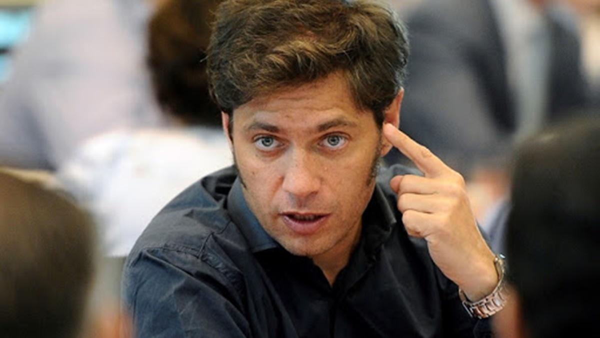 "Axel Kicillof reveló que la provincia de Buenos Aires buscaba ""cerrar todo para vacunar"""