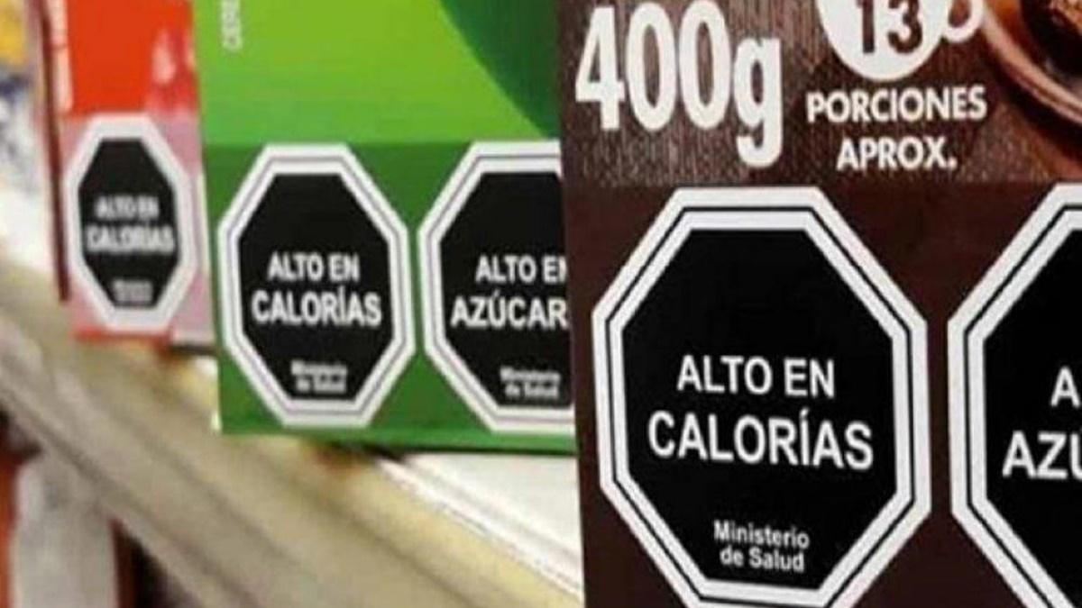 Mañana se debatirá en Diputados el proyecto de etiquetado frontal de alimentos