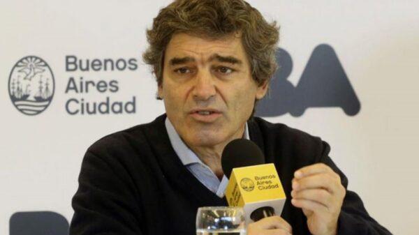 Fernán Quirós adelantó que el martes se definirán las medidas restrictivas
