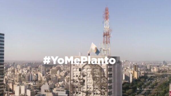 """""""Yo me planto"""", el spot de Fernando Gray en contra de Máximo Kirchner y el PJ"""