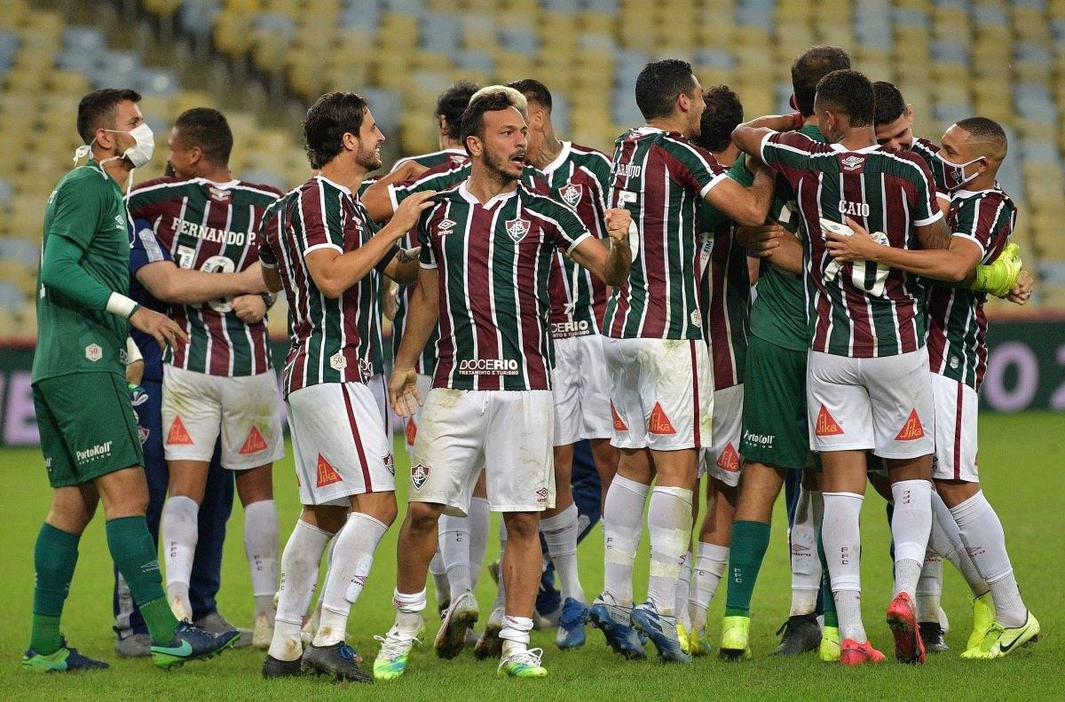 Fluminense ya tiene ventaja sobre River a horas del partido por Copa Libertadores, ¿qué pasó? RIVER PLATE El Intransigente