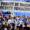 El Frente de Unidad Docente Bonaerense solicitó una reunión urgente con el gobierno provincial