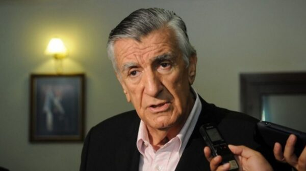 José Luis Gioja propone que los servicios públicos no aumenten más que los sueldos