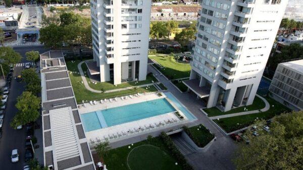 La Justicia ordenó suspender la construcción de dos torres de hasta 34 pisos en Palermo