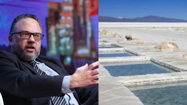 """Argentina espera ser """"un productor tecnológico para América del Sur"""" a partir del litio"""