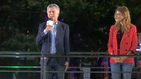 Mauricio Macri en Córdoba
