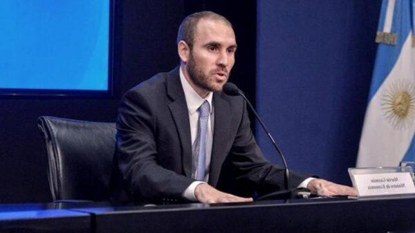 Martín Guzmán dialogó con el asesor económico de Angela Merkel sobre el FMI y el Club de Paris