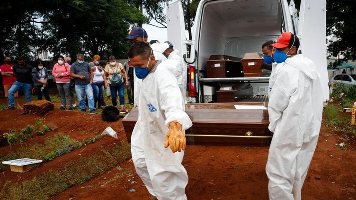 Ya son casi 3 millones los muertos por coronavirus en el mundo