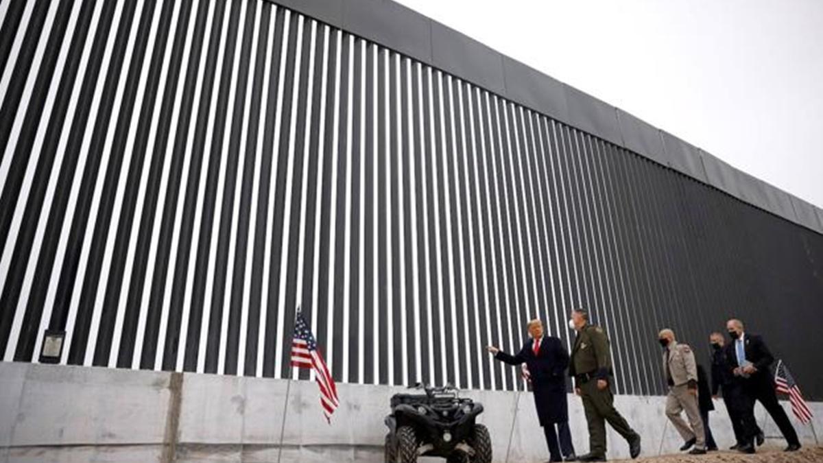 muro Estados Unidos