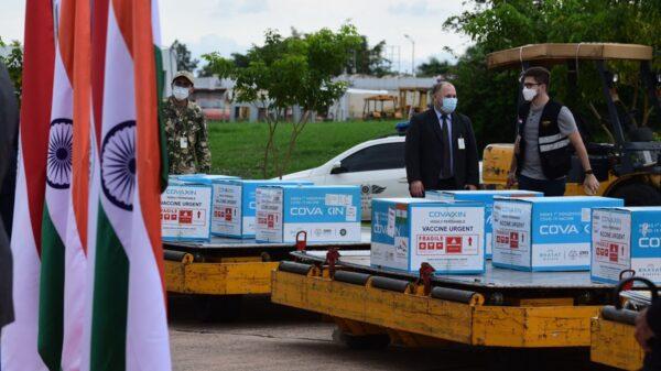 Paraguay liberó el uso de la vacuna india contra el Covid