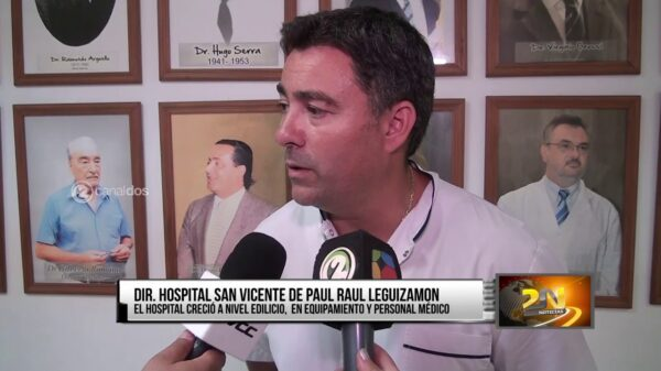 Director de Hospital de Córdoba