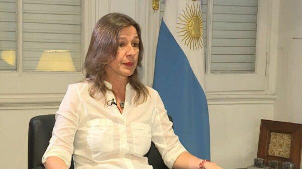 Sabina Frederic afirmó que el objetivo de las fuerzas es lograr el control efectivo de las medidas