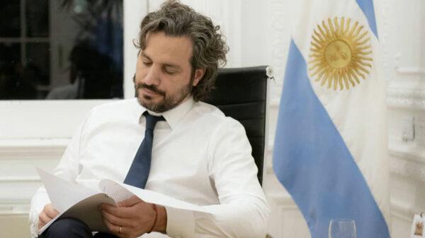 Santiago Cafiero afirmó que las clases presenciales son la prioridad de Alberto Fernández