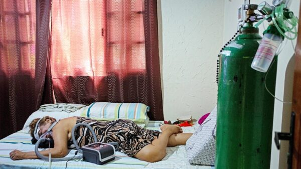 Por falta de insumos para intubados, Río de Janeiro usa sedantes veterinarios en los pacientes