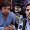 Nicolás Kreplak y Cristian Ritondo