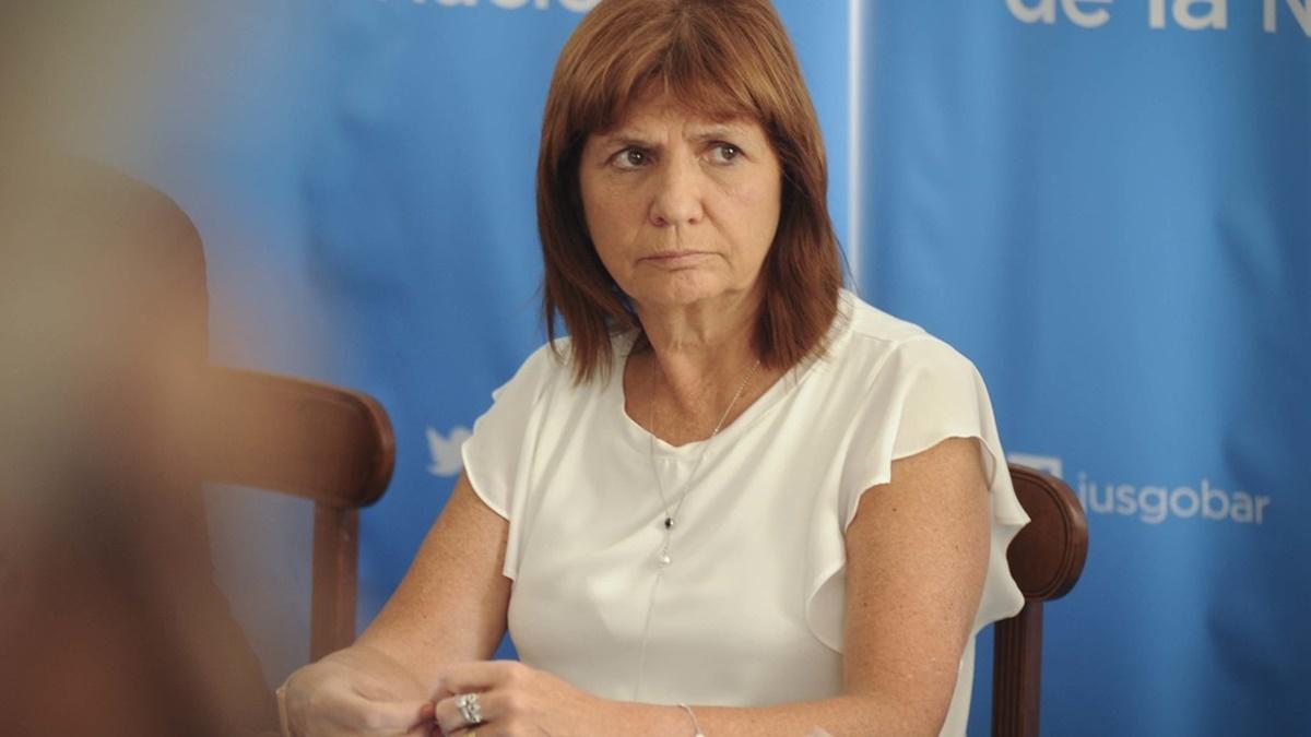 Patricia Bullrich Cristina Fernández de Kirchner