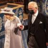 Príncipe Carlos y Reina Isabel II