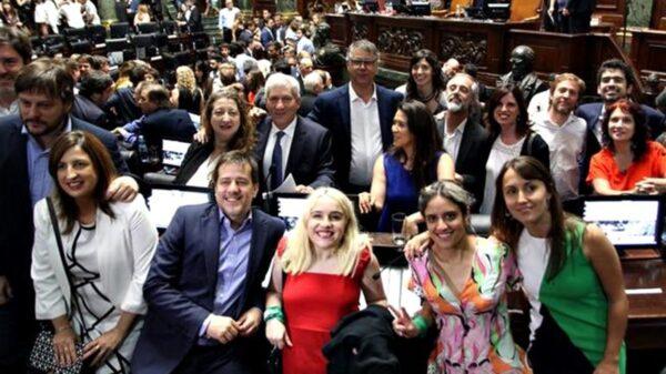 Legisladores Frente de Todos