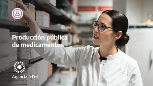 Producción Pública Medicamentos