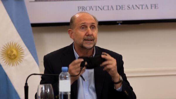 Omar Perotti Alberto Fernández