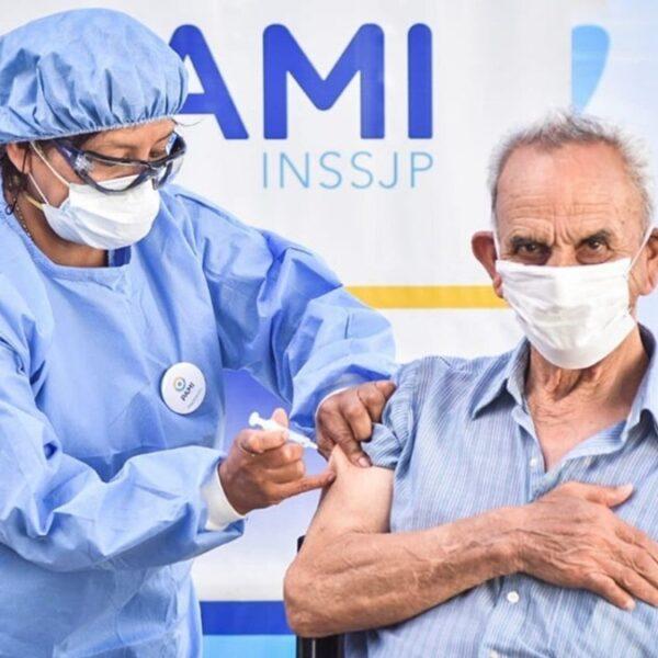 cifra de vacunados