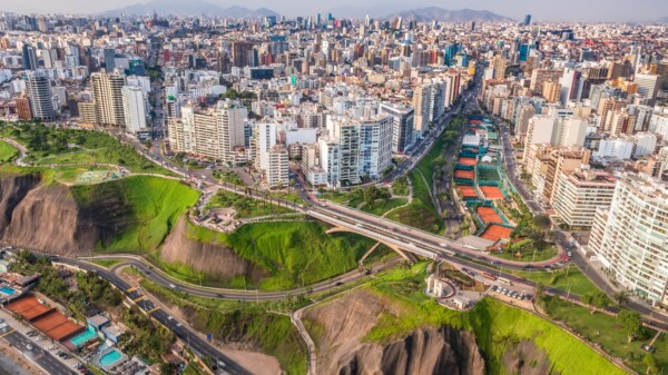 Lima capital de Perú