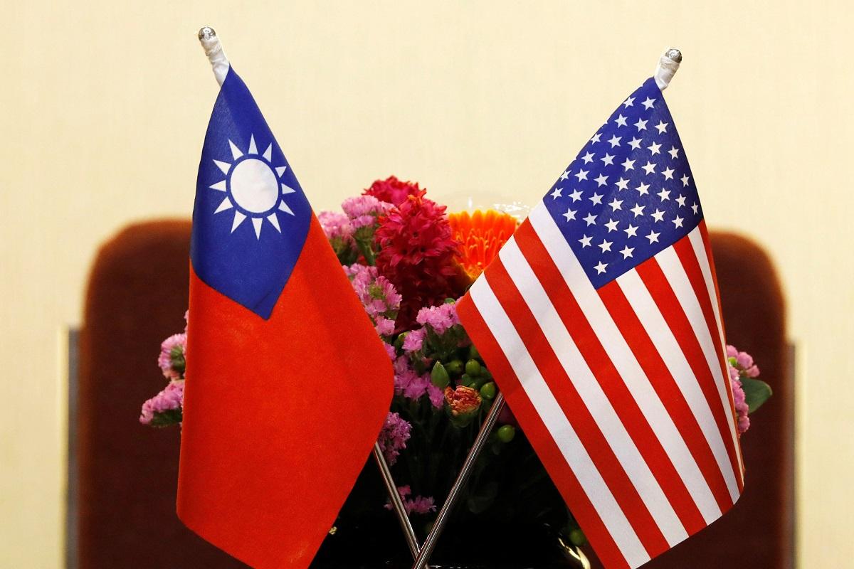 Taiwán - Estados Unidos