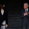 Kamala Harris - Andrés Manuel López Obrador