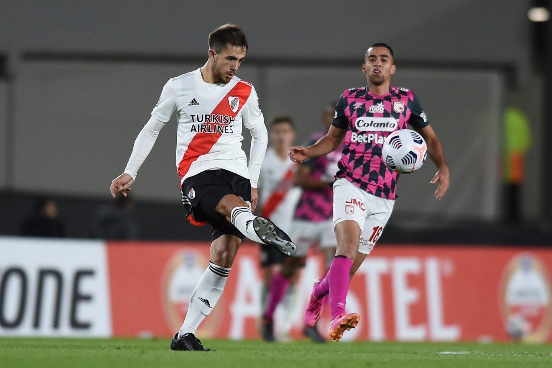 """Son el reflejo"""": Felipe Peña Biafore se deshizo en elogios con dos jugadores de River RIVER PLATE El Intransigente"""