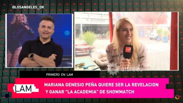 Mariana Genesio Peña