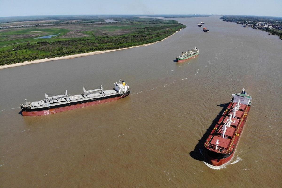 Hidrovía Paraná - Paraguay