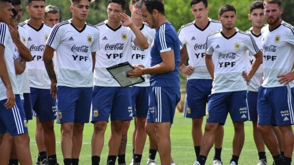 Selección Argentina de Futbol