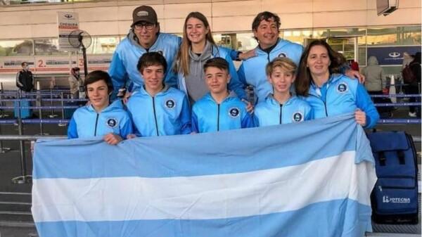 Argentinos varados