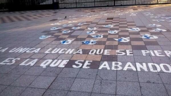 Madres y Abuelas de Plaza de Mayo