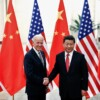 Estados Unidos - China