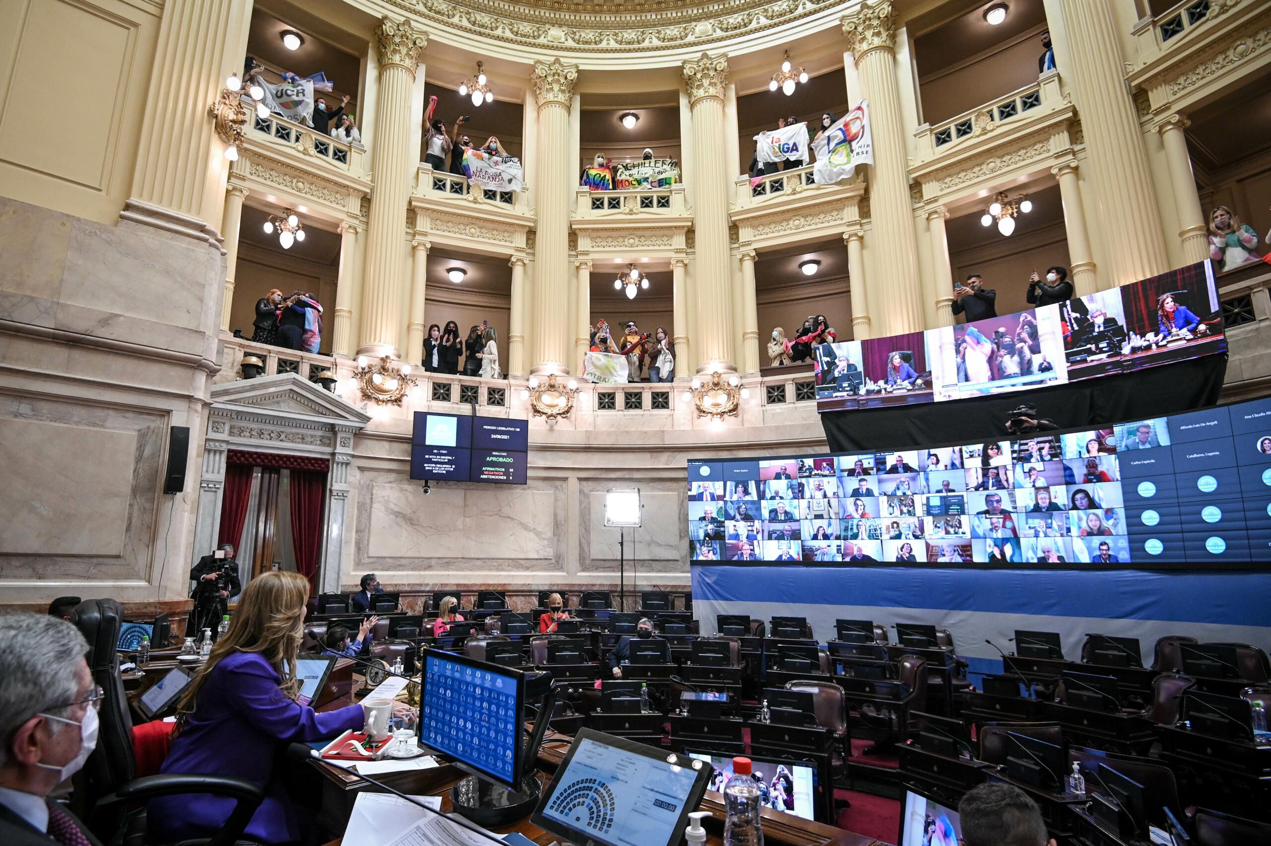 Cámara de Senadores
