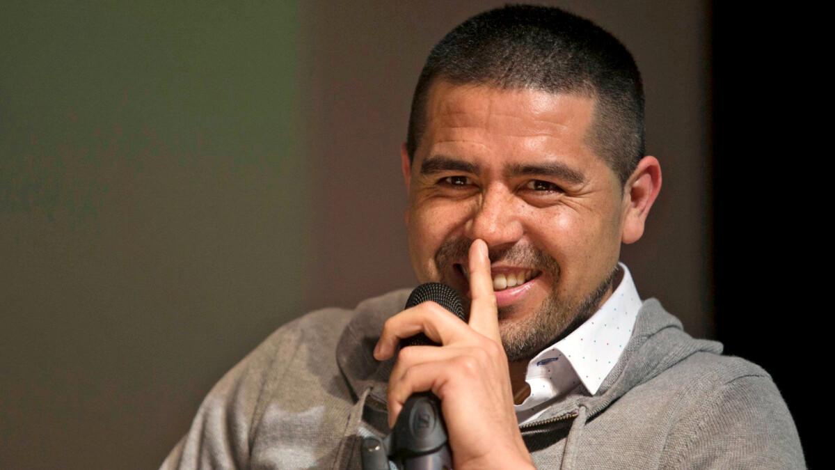 Juan Román Riquelme