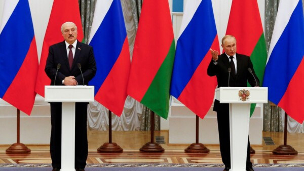 Rusia - Bielorrusia