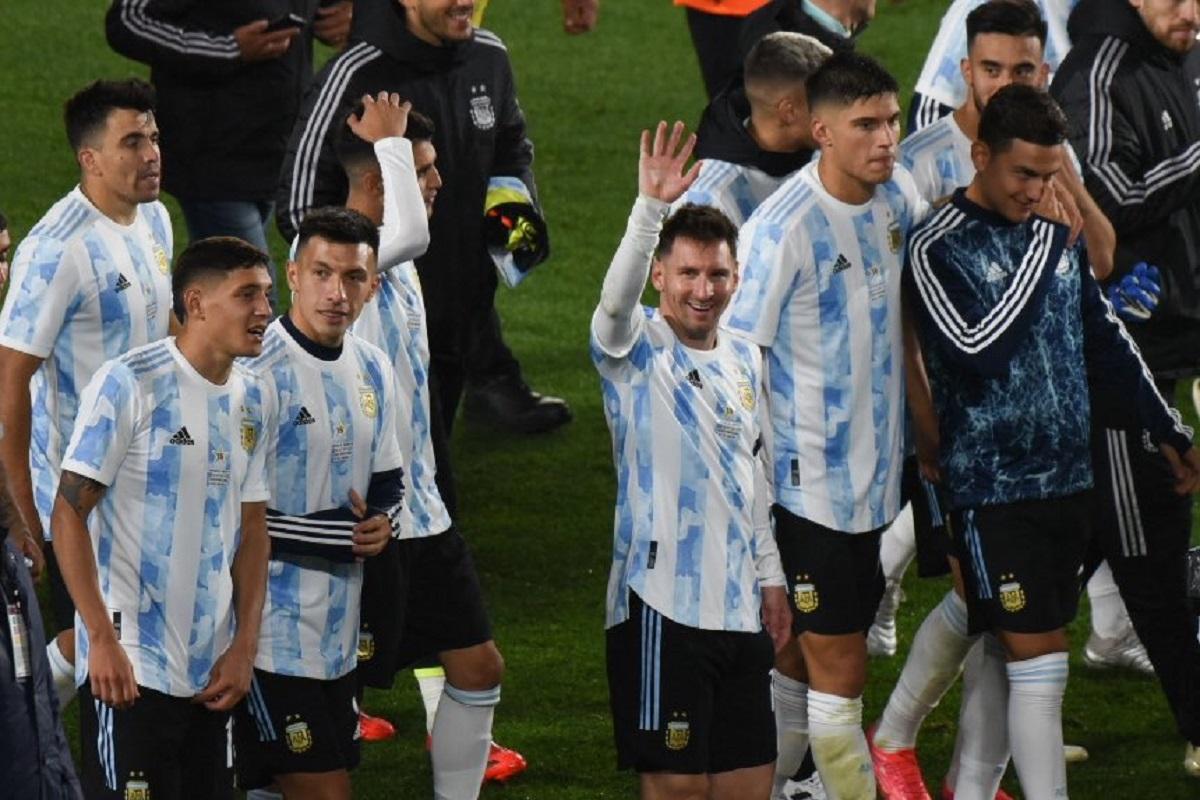 Selección Argentina de Fútbol